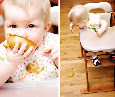 sabrina eats
