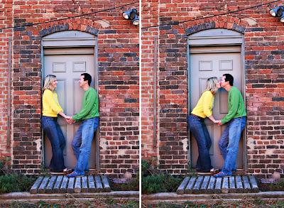 doorway kissers