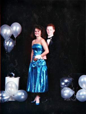 sweet prom photo.