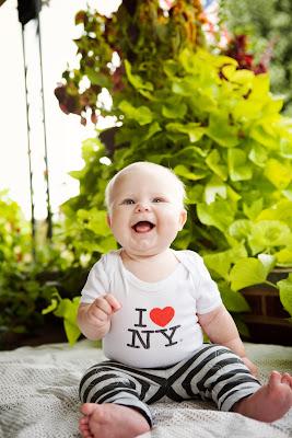 i love ny baby