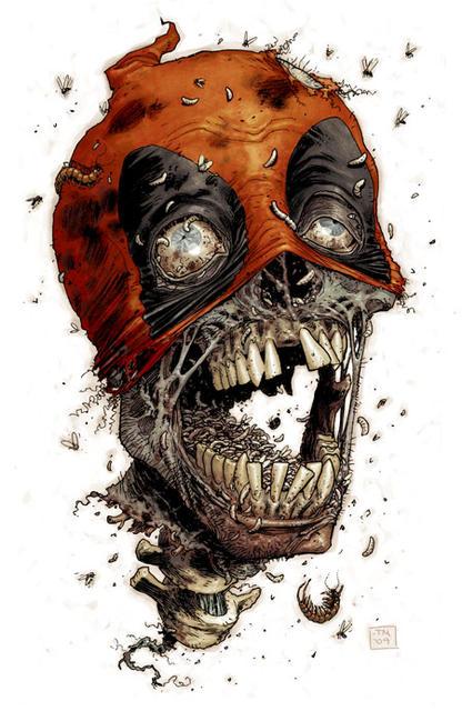 Splinter 39 s reviews deadpool merc with a mouth 7 13 for Headpool