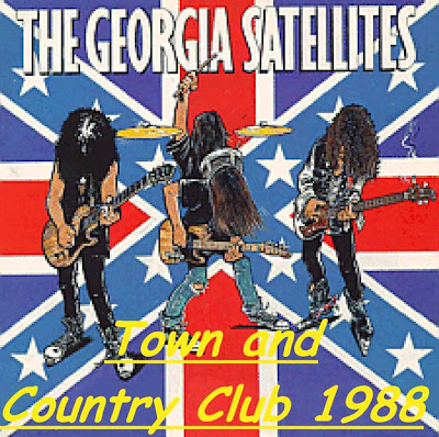 d p 39 s bootleg tunz world the georgia satellites town country london 1988. Black Bedroom Furniture Sets. Home Design Ideas