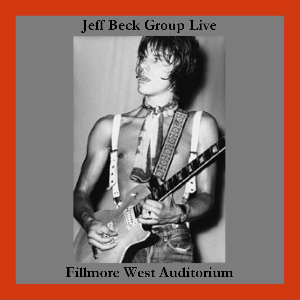 Jeff Beck Group Truth Tour