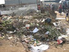 Open dumping