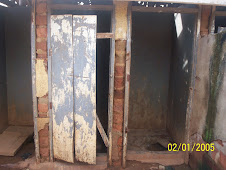 Toilet facility at Nateete Muslim P/S before intervention