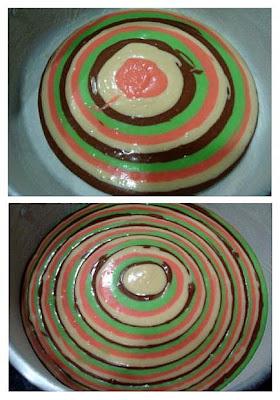 gâteaux multicolores du Carnaval Bolo+carnavla3