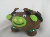 boneka potty sapi