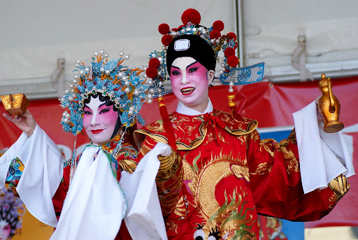 Vancouver Cantonese Opera, Victoria, Canada, Dragon Boat Festival
