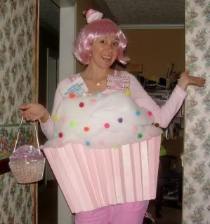 Cupcake Costumes For Adults