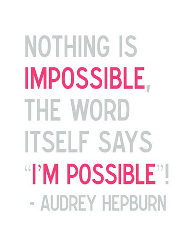 The Classy Woman ®: Words of Inspiration from Audrey Hepburn