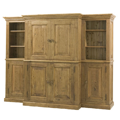 Truckee 3-Piece Media Wall Unit