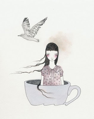 Chamomile and Peppermint Blog - Catherine Campbell Art