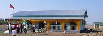 Ecole construite dans le Delta pour 200 enfants