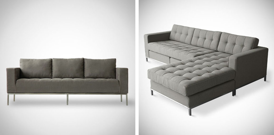 Gentil 3 {The Great Sofa Search} Gus*Modern