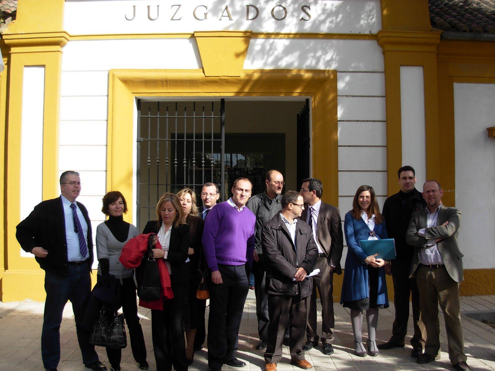 El tonto de oficio noviembre 2009 for Juzgado de guadix