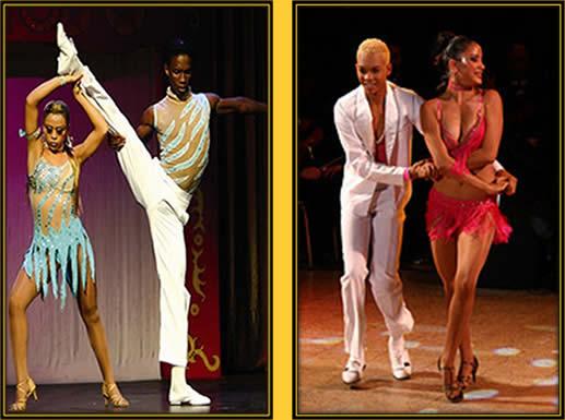 Salsa es un moderno baile de salón de América Latina , el cual se ...