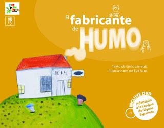Colección CARAMBUCO / col·lecció GINJOLER (cuentos bilingües) Coberta_humo30
