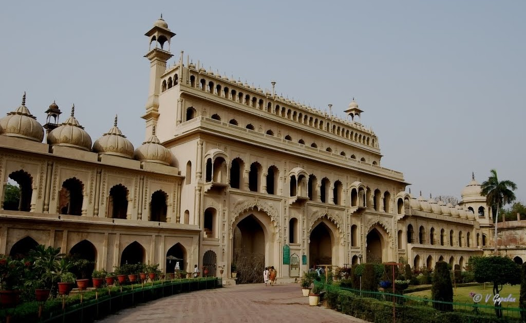 Icapture bara imambara lucknow for Home architecture in lucknow