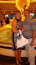 Steve and I