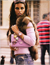 Adriana Lima - Vogue Paris, November -2008