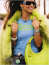 Adriana Lima - Vogue Paris, November 2008