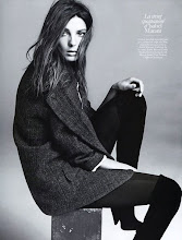 Daria for Vogue Paris
