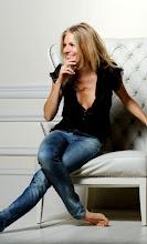 Sienna Miller Perfume promotions - June , 2009