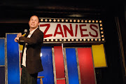 Recently I had the privilege of performing at Zanies Comedy club in Chicago .