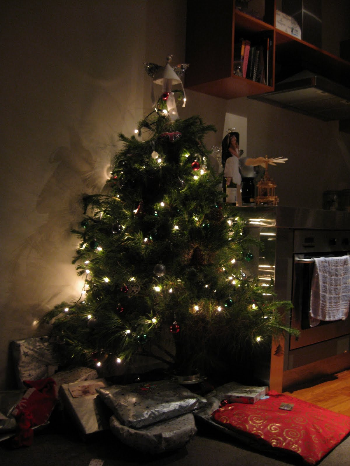Our Move to New Zealand: Auckland Christmas time