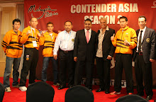 Malaysia wins bid for Contender Asia 2