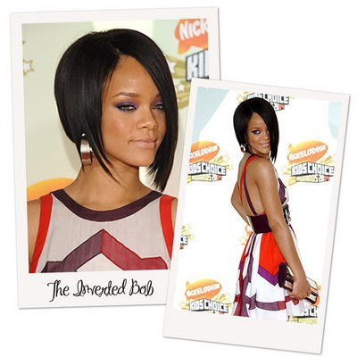 Simple Fringe Haircuts Trends for 2010 - Inverted Bob Haircuts - Zimbio