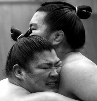 Sumo Wrestler Hairstyle