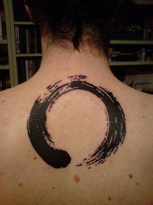 circle tattoos. An absolute Zen Circle tattoo