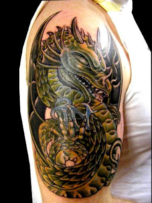tattoo dragon. New Dragon Tattoo : Dragon