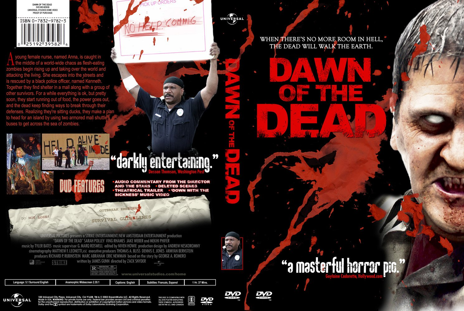 Movies Collection: Dawn of the Dead [2004]