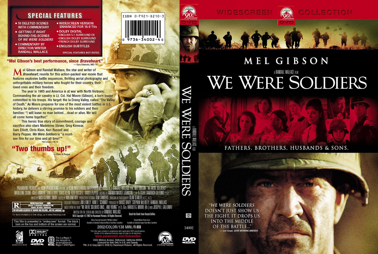 We Were Soldiers (US, Paramount)
