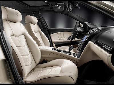 2011 Maserati Quattroporte Sport GT S Awards Edition - Interior