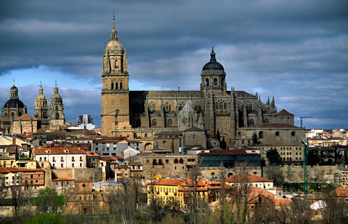 Salamanca Spain  City pictures : My Worldly Adventures: Salamanca, Spain