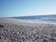 e a minha praia.......