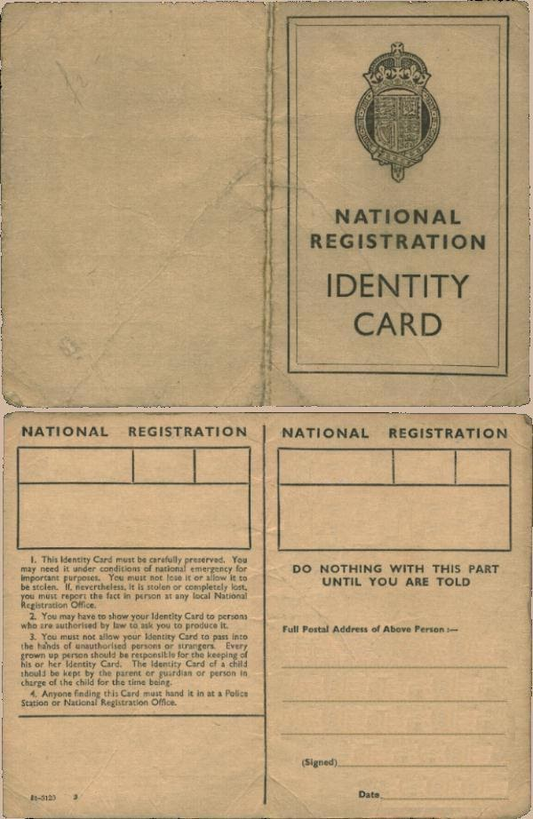 national identity cards essay