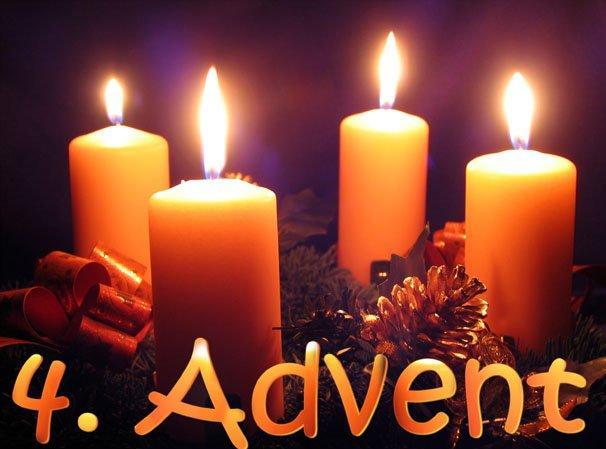 Vier kerzen am adventskranz bedeutung