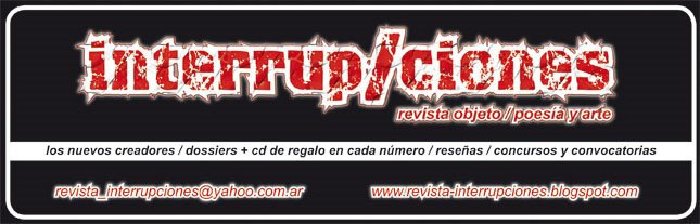 revista interrup/ciones