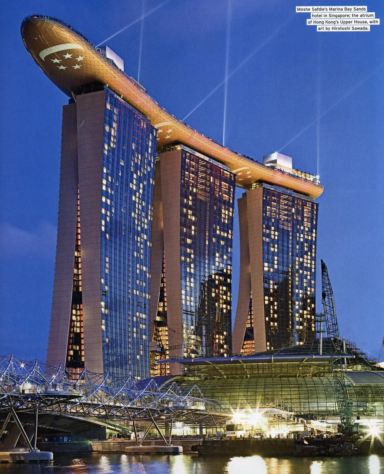 Hautezone asia major for Tallest hotel in singapore