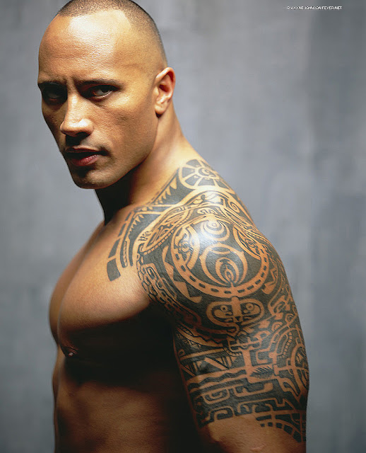 Polynesian Tattoos A Tribal Artform