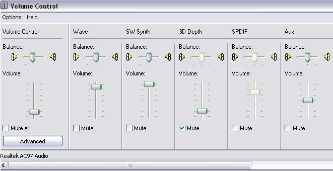 Как сделать звук моно windows 7