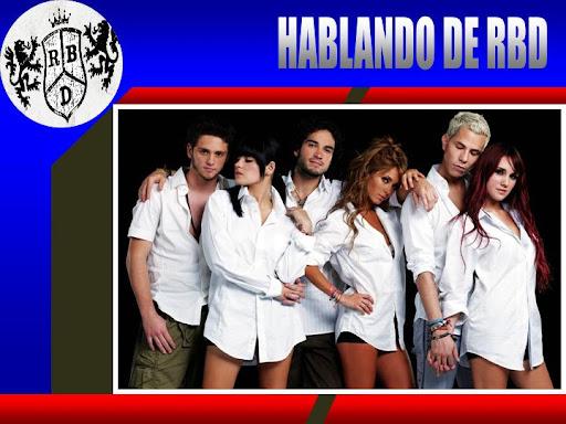 Hablando de RBD :: Tudo sobre RBD, Anahí, Dulce María, Maite, Alfonso, Christopher e Christian