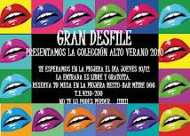 DESFILE + BAR = UNA NOCHE INCREIBLE EN RIO CUARTO!!!