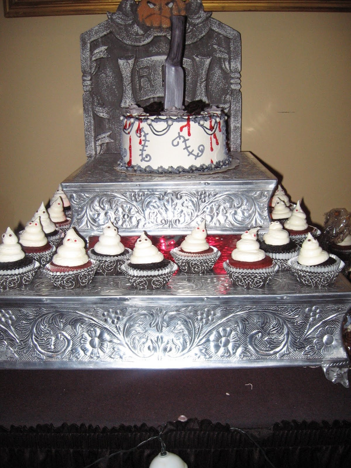 Seven Deadly Sweets Our Cakes Throughout The Years Halloween