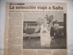 Artículo diario La Capital
