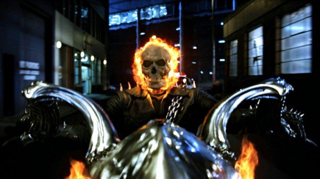 El Motorista Fantasma 2 (Ghost Rider 2: Spirit of Vengeance)